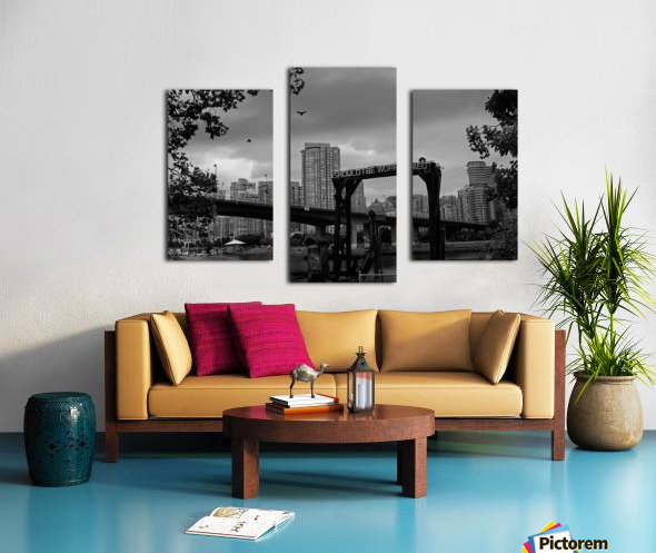 Should I Be Worried Canvas print