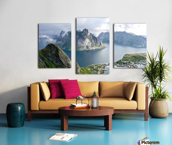 Lofoten 3 Canvas print