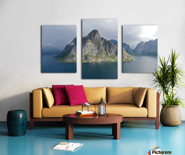 Lofoten 1 Canvas print
