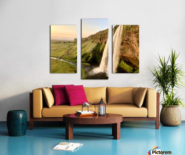 Seljalandsfoss Canvas print