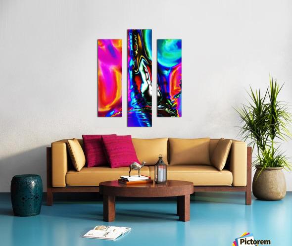 Filibro Canvas print