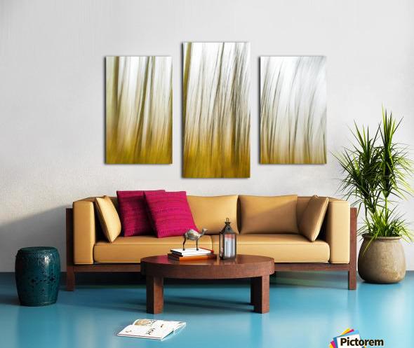 Tree Dreams in Orange Canvas print