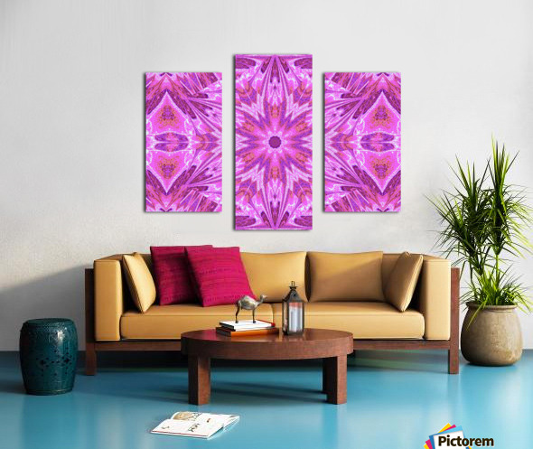 Sophornitella 25 Canvas print