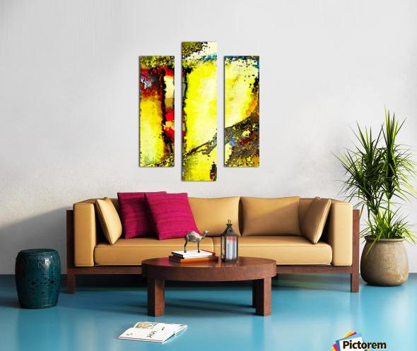 Flipo Canvas print