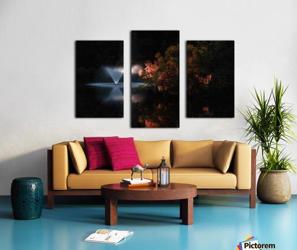 Alternate Moments Canvas print