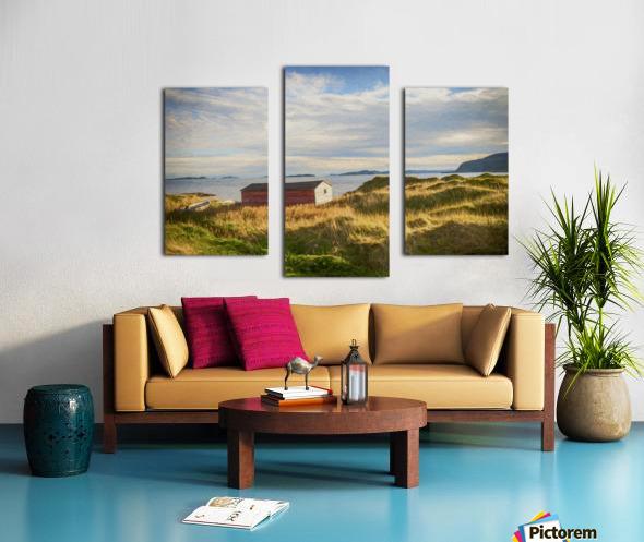 New Bonaventure Sunset 2 Canvas print