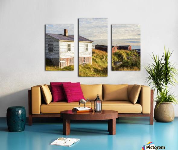 New Bonaventure Sunset Canvas print