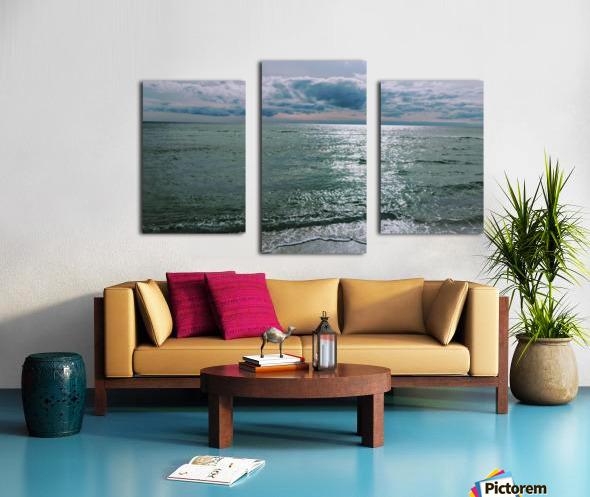 Serenity at Santa Rosa Beach Canvas print