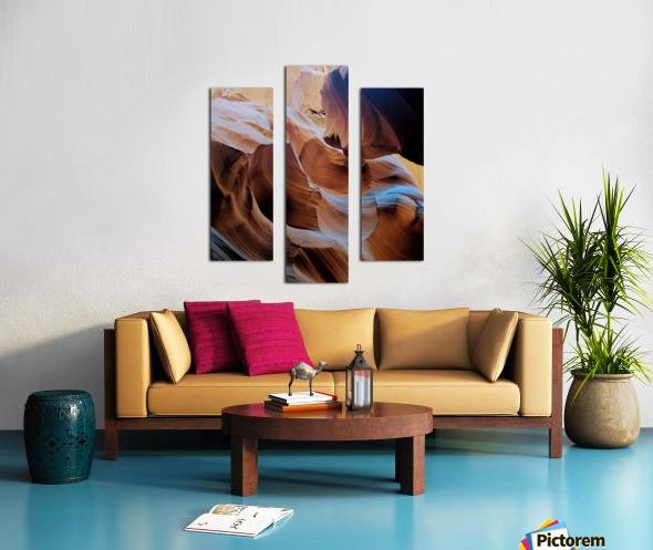 Sunkissed II Canvas print