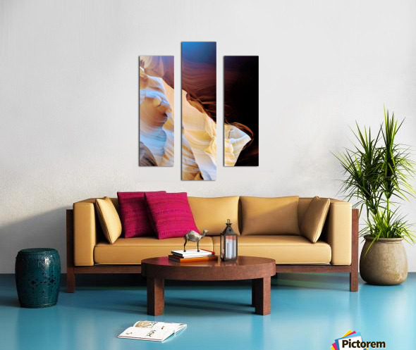 Sunkissed I Canvas print