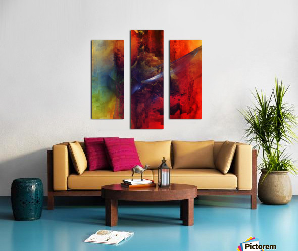 Cazimir dream  Canvas print