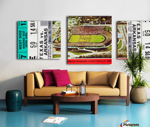 1969 Game of the Century Canvas print