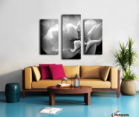 Linen  Canvas print