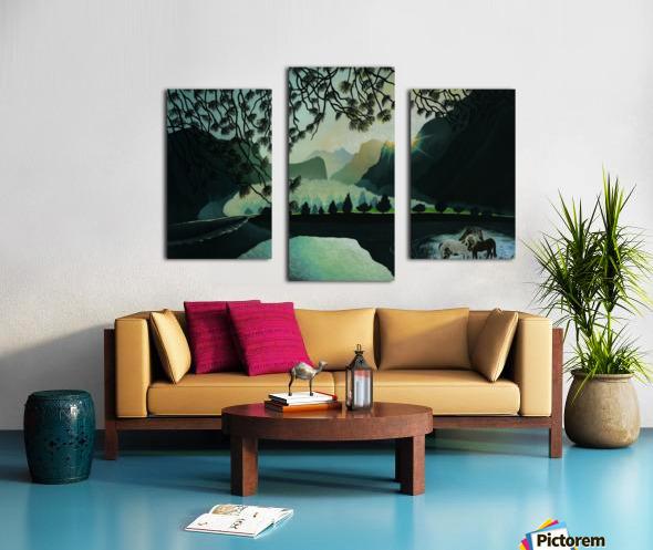 1992 033 Canvas print