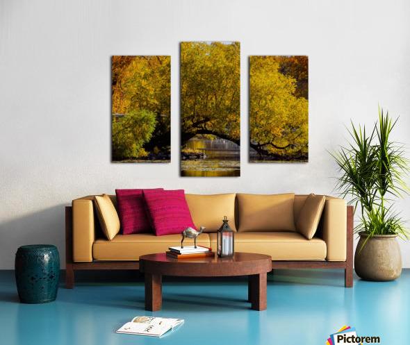 Arc de Treeomph Canvas print