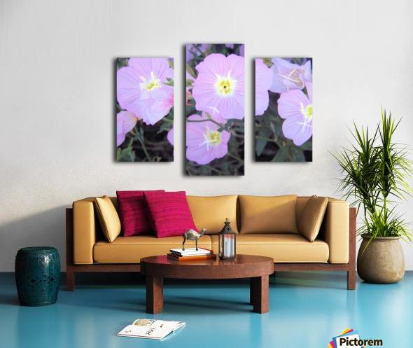 Flowers Impression sur toile