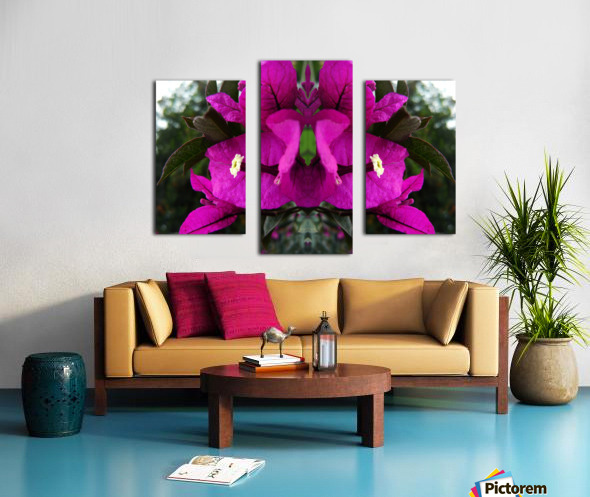 flower90 Canvas print