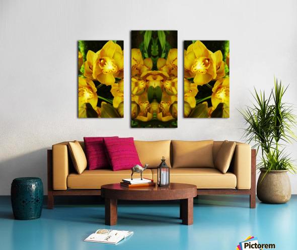 flower65 Canvas print