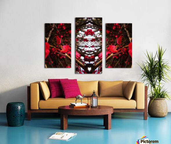 flower83 Canvas print