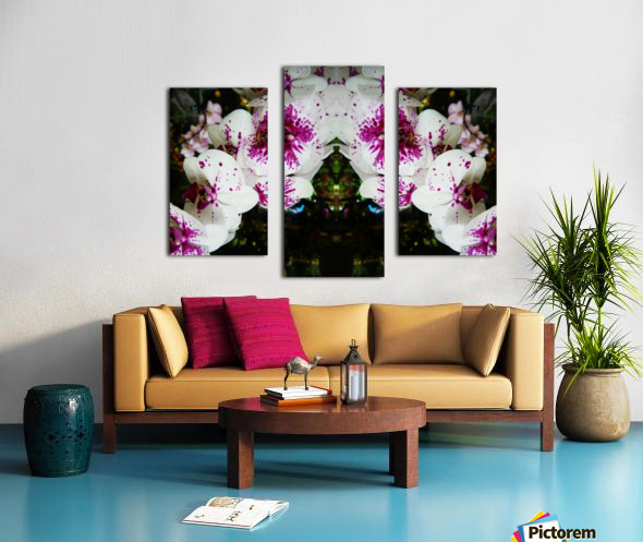 flower63 Canvas print