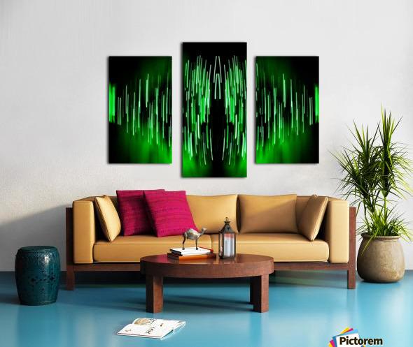 Lights45 Canvas print