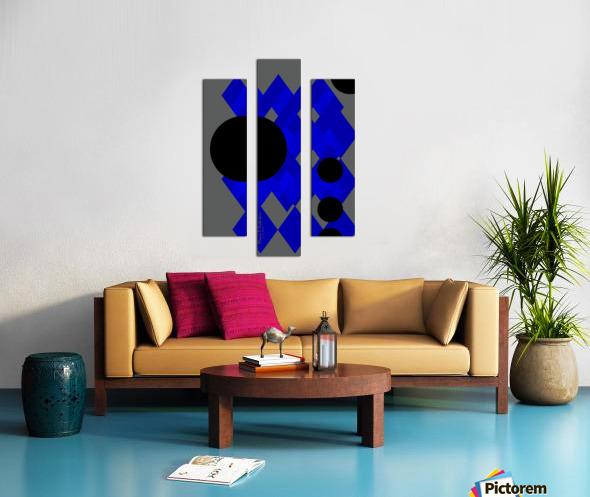 Graphics 1 Canvas print