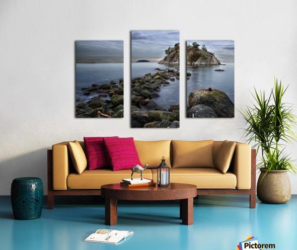 Whytecliff Park Canvas print