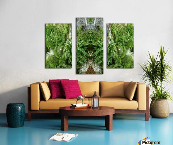 green4 Canvas print