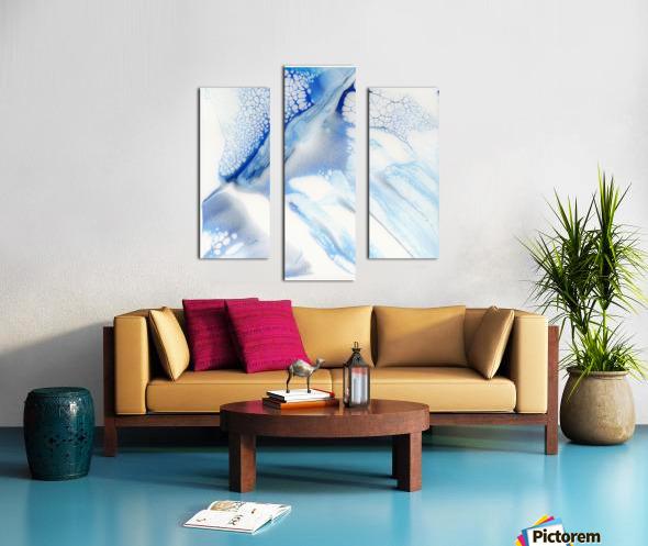 Slip Canvas print