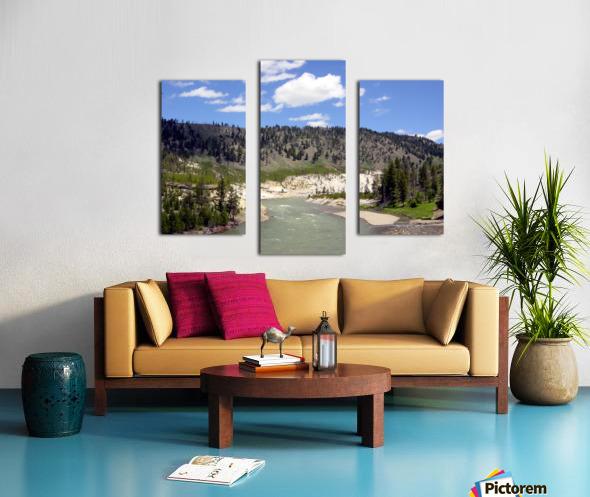 Yellowstone National Park 3 Canvas print