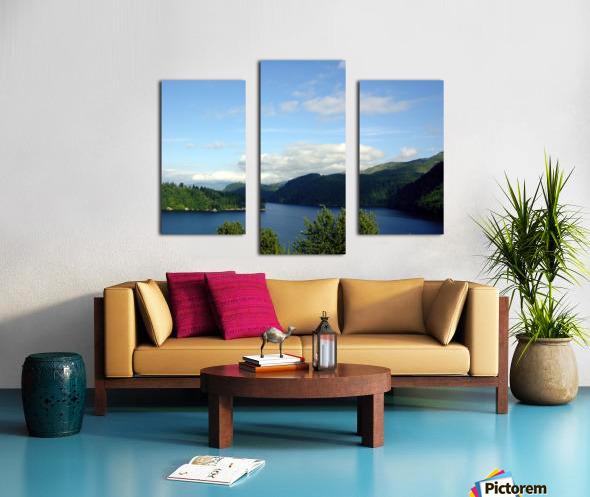 Pacific Northwest Splendor Canvas print