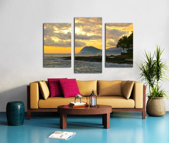 Beautiful Hawaii Canvas print
