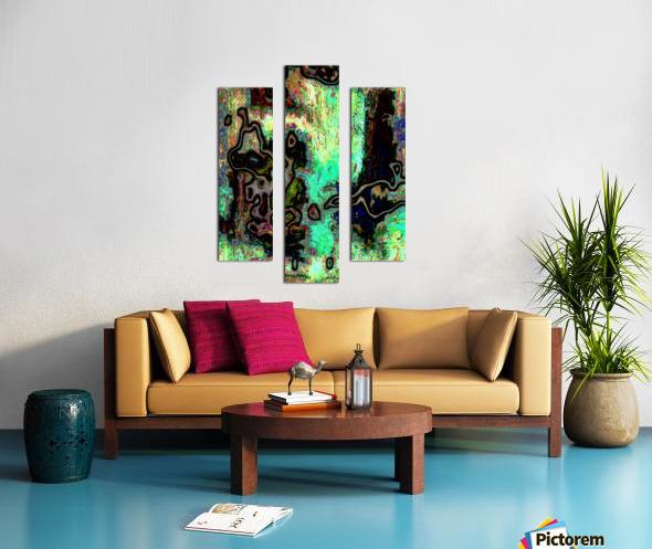 Mossi Canvas print