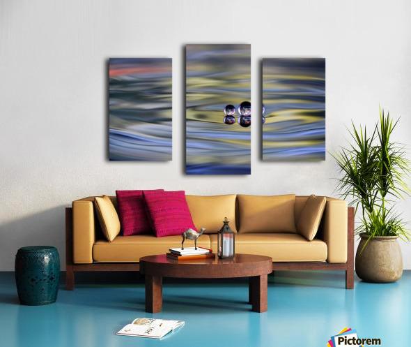 oO Canvas print