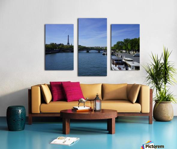 Immortal Paris 3 of 7 Canvas print