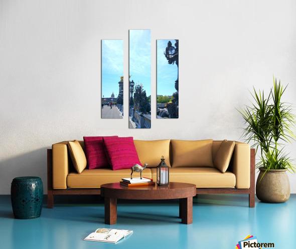 Immortal Paris 4 of 7 Canvas print