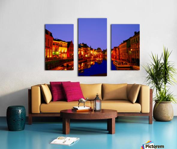 Beautiful Belgium 6 of 7 Canvas print
