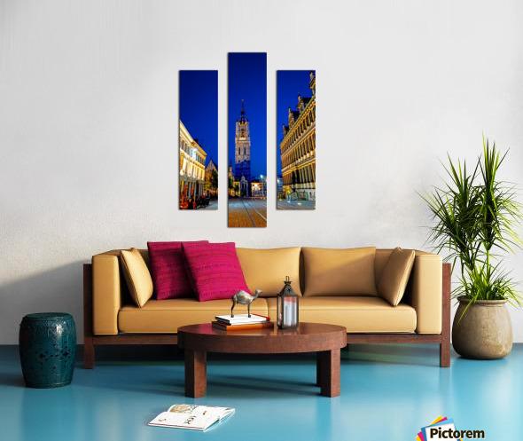 Beautiful Belgium 4 of 7 Canvas print
