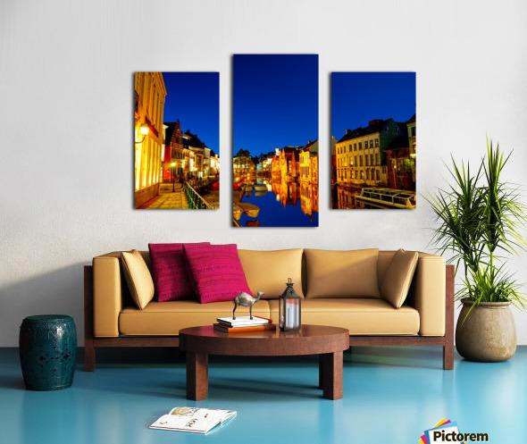 Beautiful Belgium 7 of 7 Canvas print