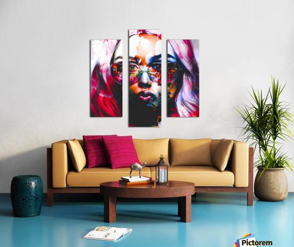 PICAZO  Canvas print