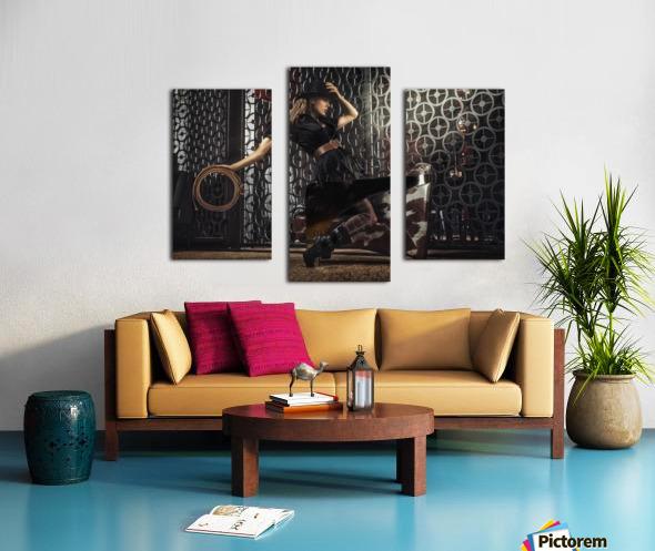 Ranch Canvas print
