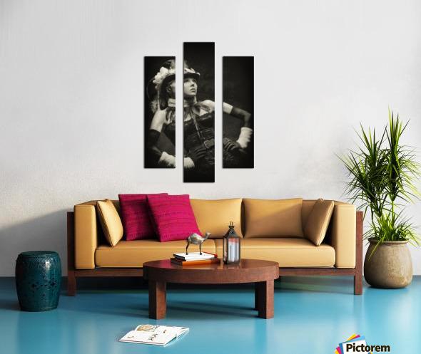 Cabaret II Canvas print