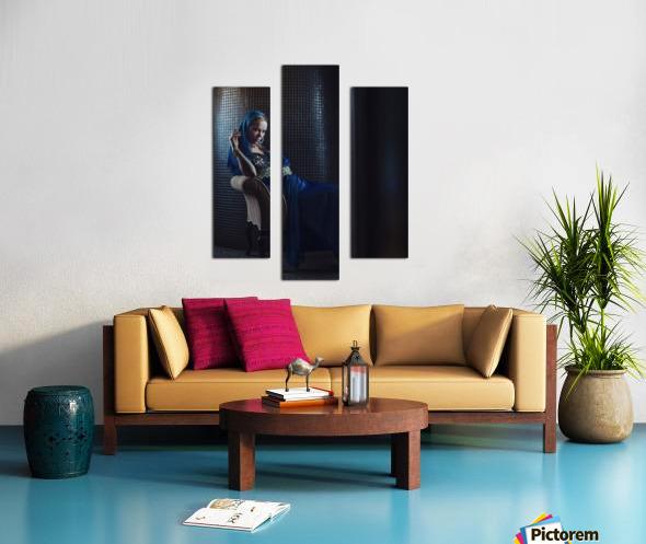 Gipsy Canvas print
