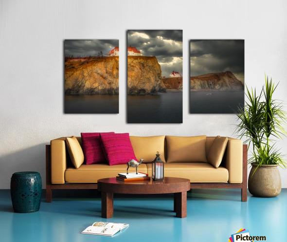 Cap Canon Perce Impression sur toile