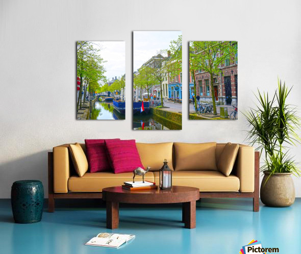 A Dream of the Netherlands 3 of 4 Canvas print