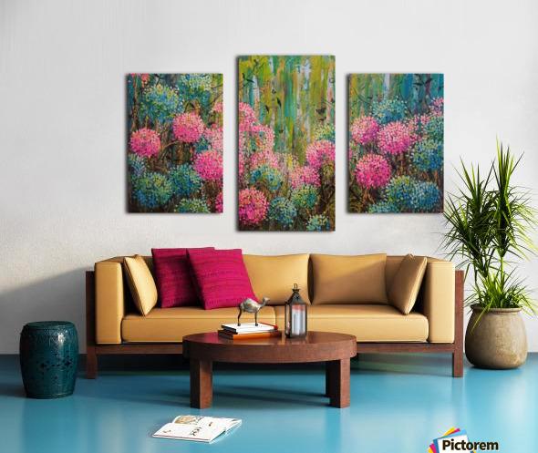 Simple Abundance Canvas print