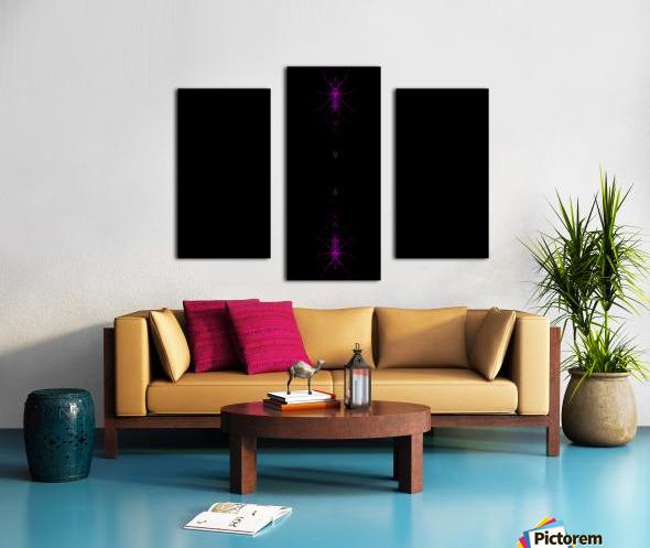 Portal  144  Canvas print