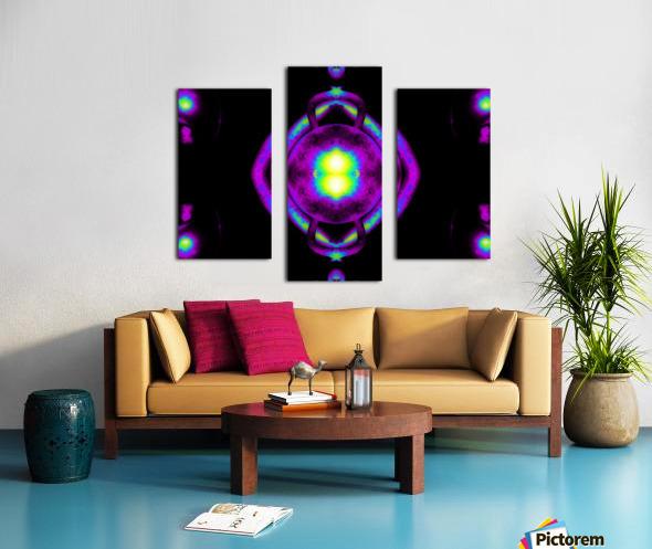 Portal  43  Canvas print