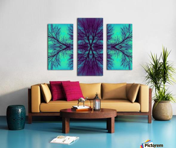 Portal  4  Canvas print