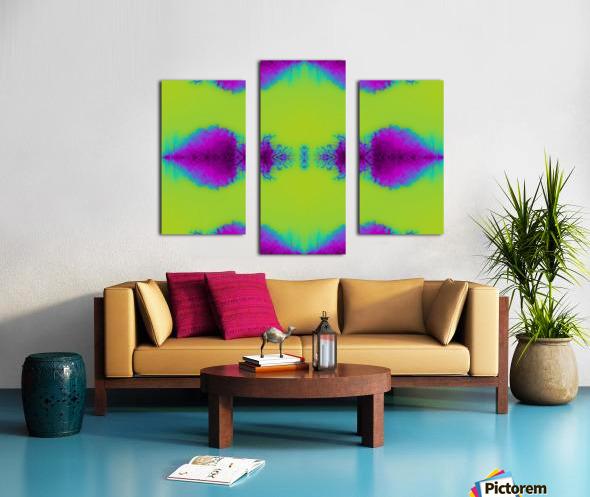 Portal  82  Canvas print
